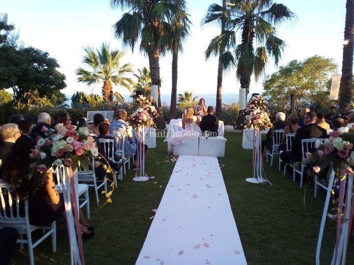 Emilia rejtano celebrante matrimoni sicilia - La casa delle terre forti ...