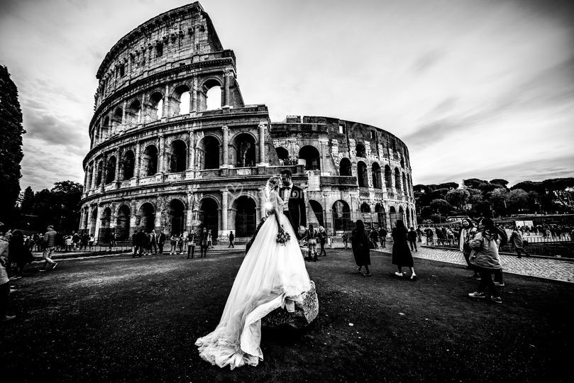 Wedding in Roma