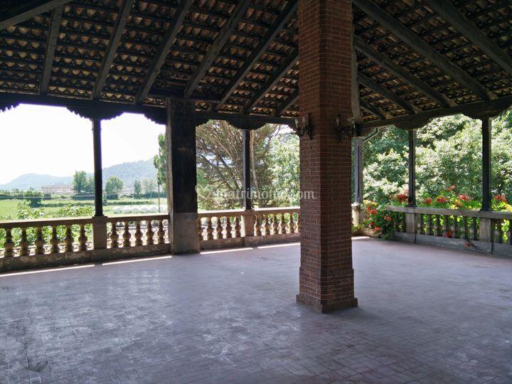 Villa serraglio - Villa la terrazza ...