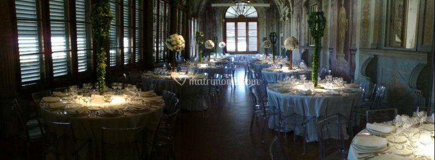 Cena matrimonio