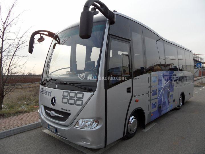 Minibus 33 posti