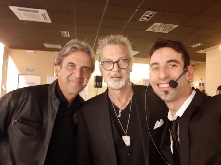 Stefano Tacconi e Mino Taveri