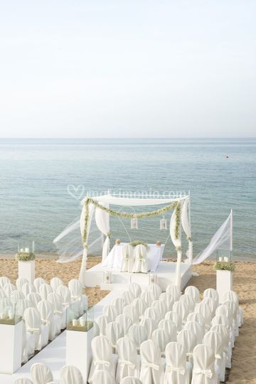 Cerimonia spiaggia