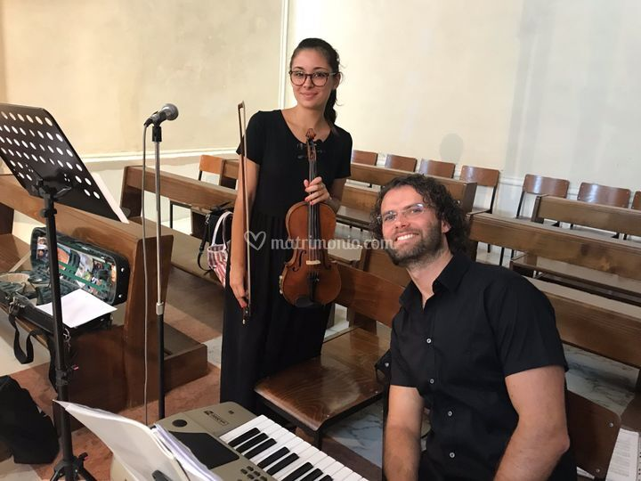 Duo organo e violino