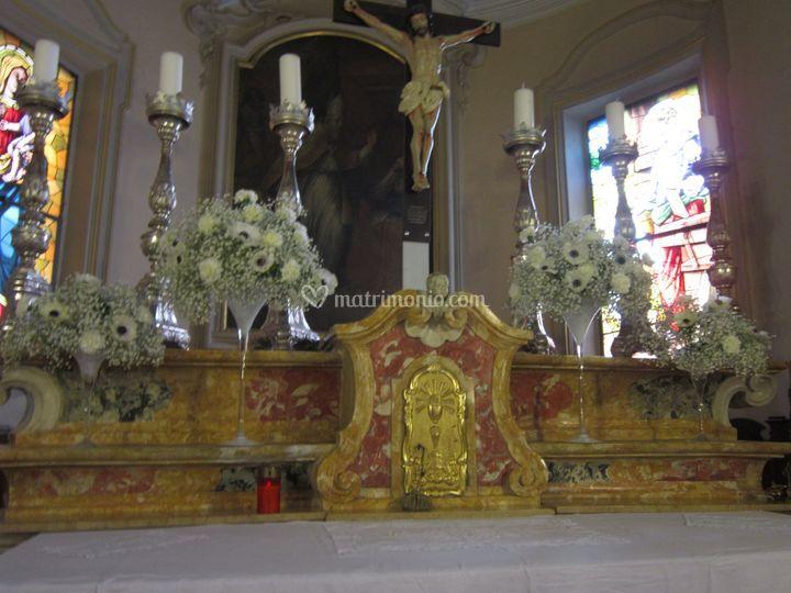 Altare invernale