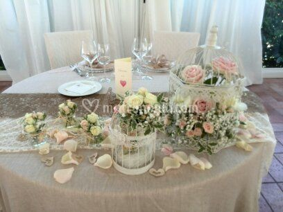 Shabby Chic Matrimonio Tavoli : Tavoli matrimonio shabby chic tavoli cappellini