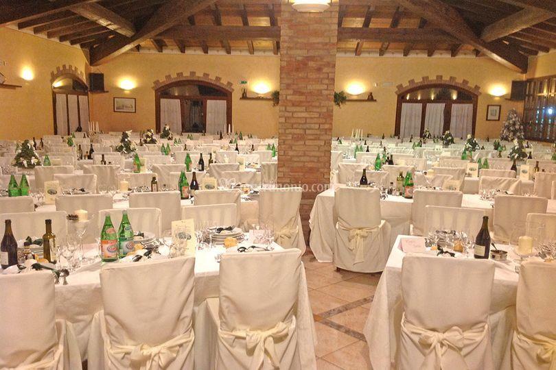 Sala Leonardo per matrimoni