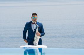 Luxury Diamond Sax Luigi Zimmitti