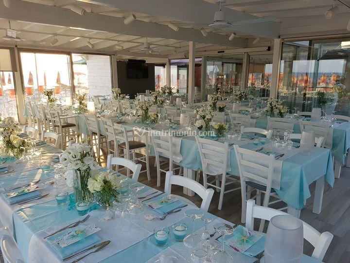 Matrimonio sala Esterna