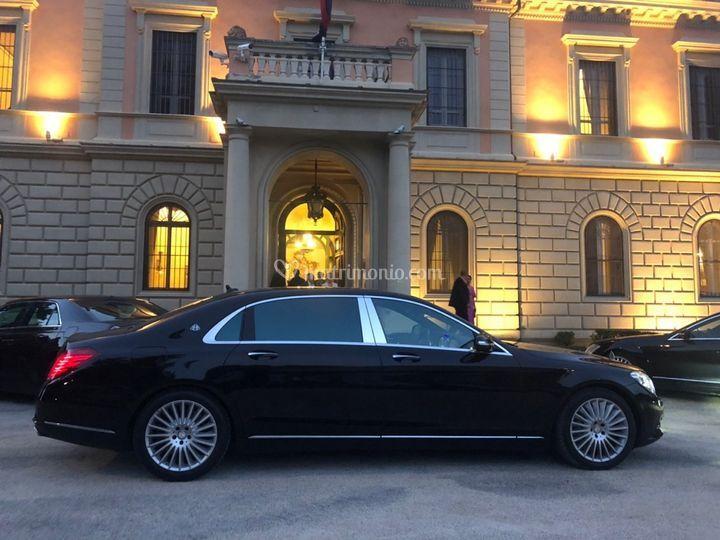 Ambasciata D'Egitto, Roma