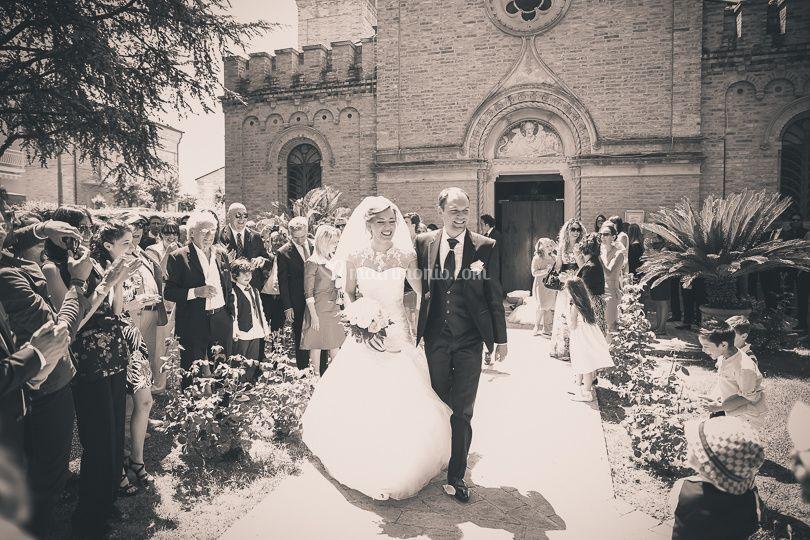 Ceremony in Fermo