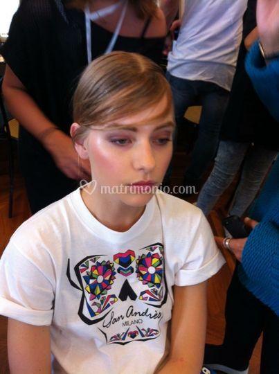 Francesca Torsellini Make-up Artist