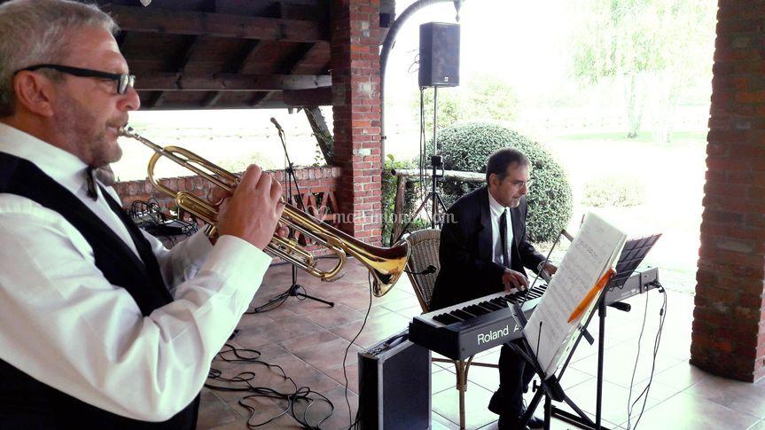 Aperitivo Live Piano & Tromba