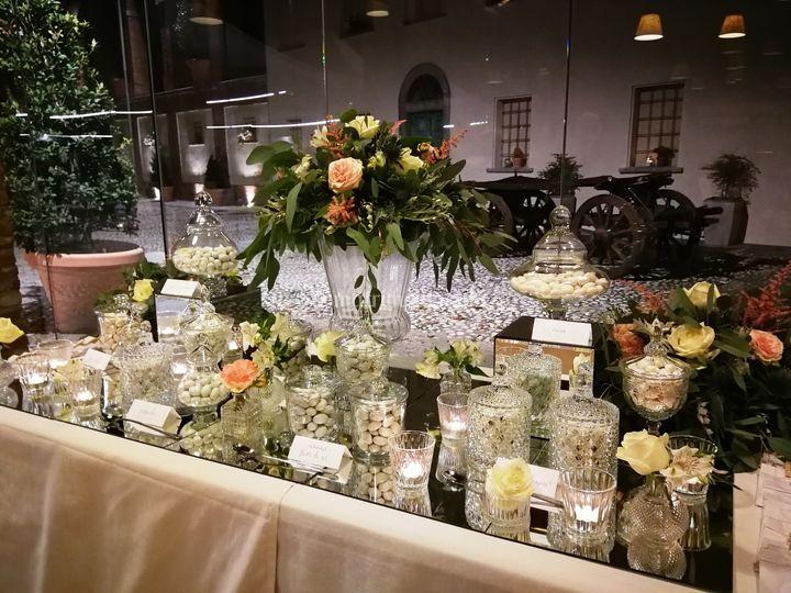 Confettata matrimonio Piemonte