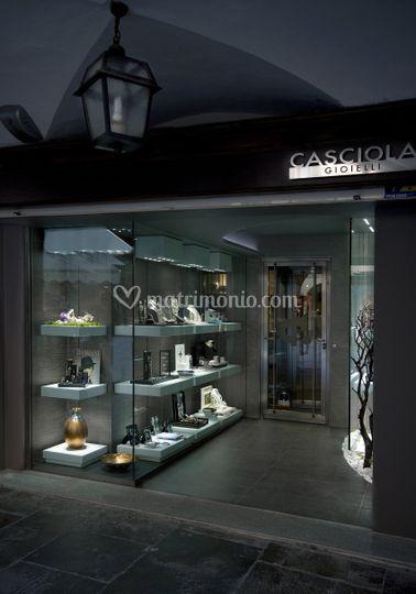 Showroom Saluzzo
