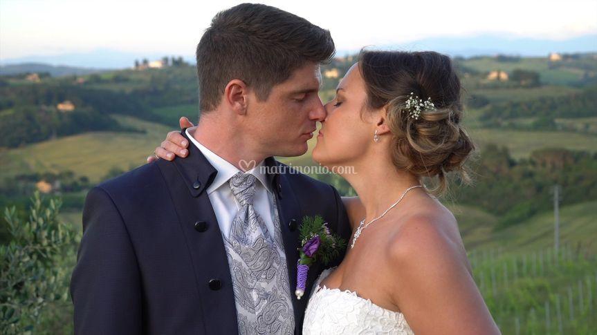 FFrame da video Nina e Manuel