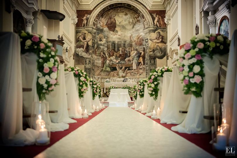 Cerimonia romantica Viterbo
