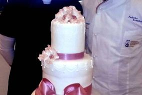 Anemoni wedding cake