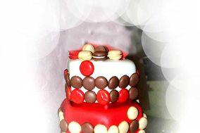 Macarons wedding cake