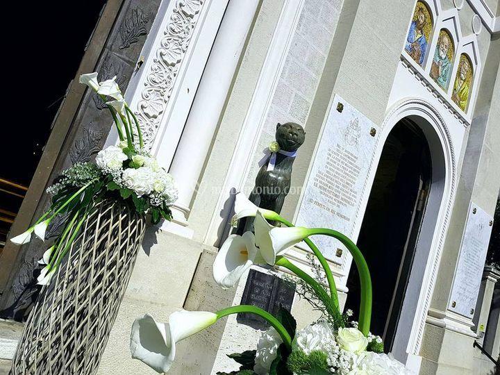 Matrimonio Spiaggia Calabria : Petali fiori e forme