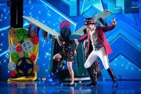 Anton & Rose Magic Performers