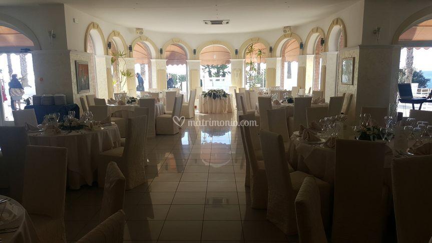 Sala interna di oasi quattro colonne foto 83 for Quattro ristoranti torino