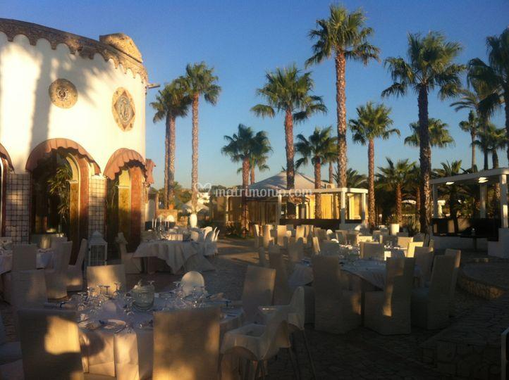 Esterno di oasi quattro colonne foto 36 for Quattro ristoranti genova
