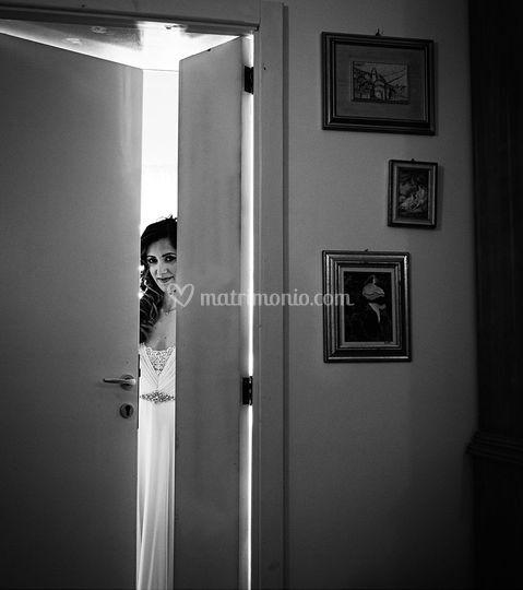 Sul'uscio della porta