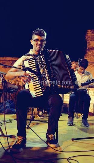 Agostino reho_ fisarmonica