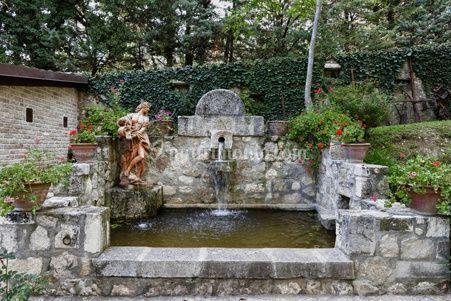 Fontana Parco San Gregorio