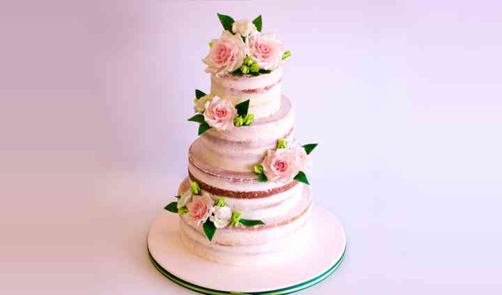 Catering's wedding cake