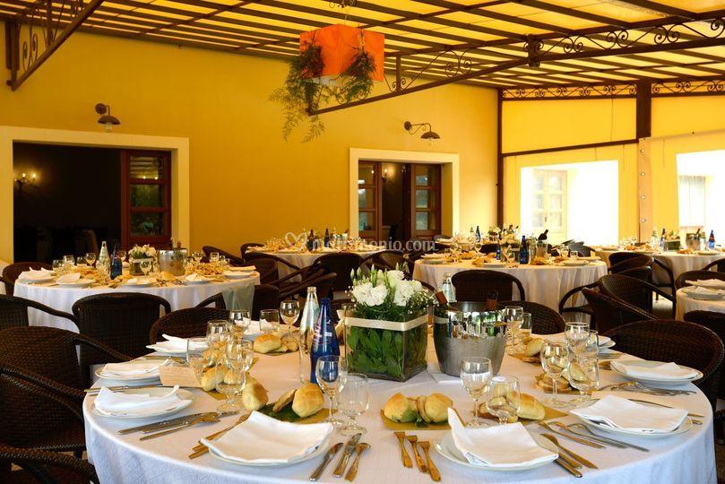 La veranda coperta di alghero resort country hotel foto 40 for Piani di veranda coperta