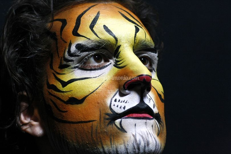 Face painting professionale