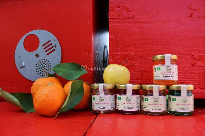 Mignon mix alla frutta