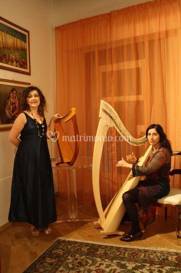 Foto con la cantante non liric