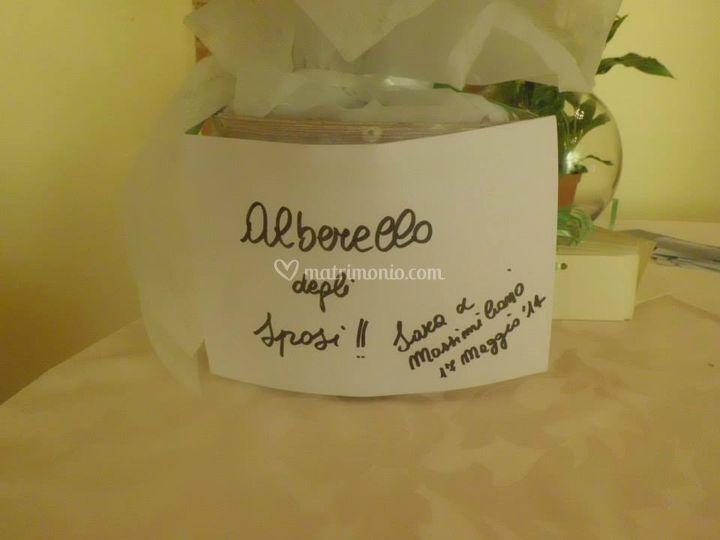 Un'idea per gli sposi!