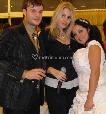 Gianna e gli sposi