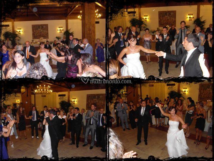 Balli Amici e sposi