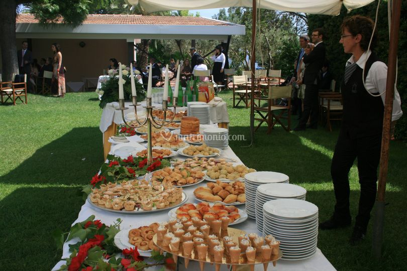 Antipasto a Buffet