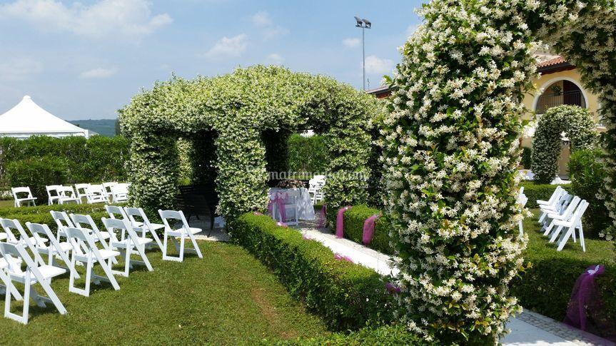 Villa Serena - Cerimonia