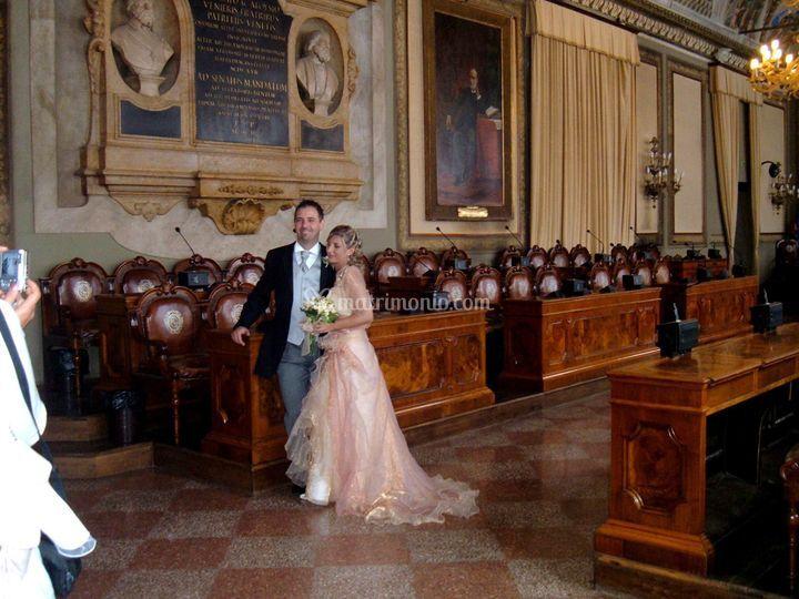 Matrimonio di Barbara e Andrea