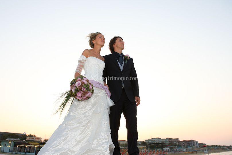 Matrimonio di Laura e Luca