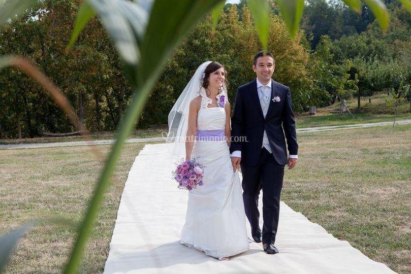 Matrimonio Michela e Fabio