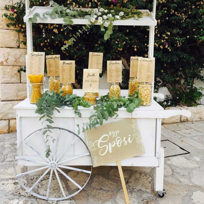 Wedding in masseria