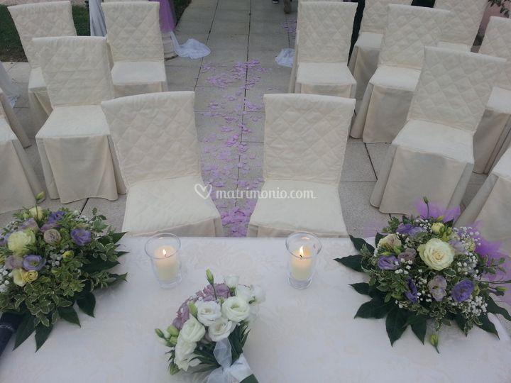 Matrimonio In Loco : Corte campione