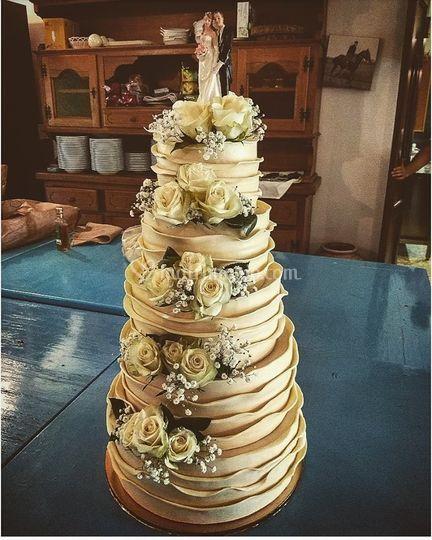 Voulant cake