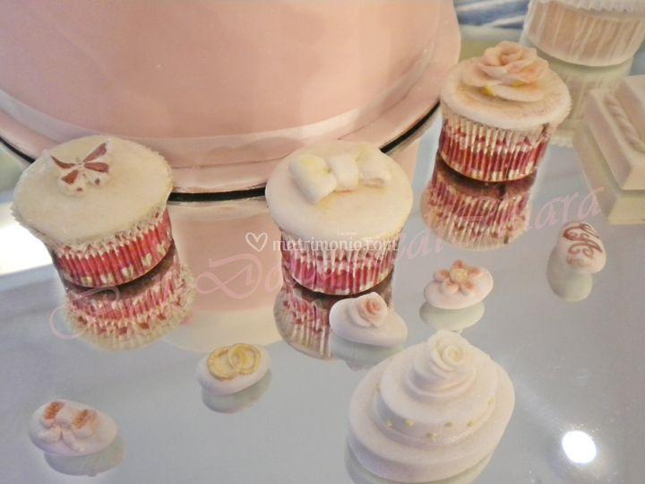Minimuffin,cake,confetti