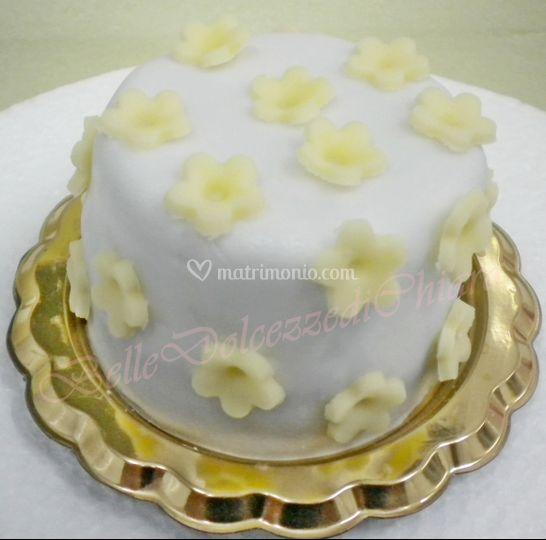 Minicake crema rocher