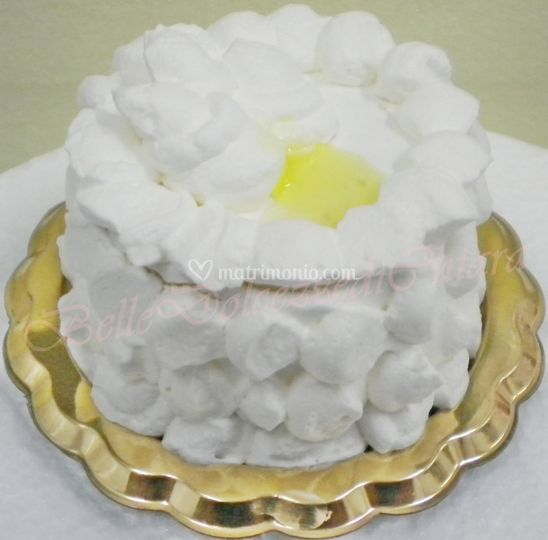 Minicake limone