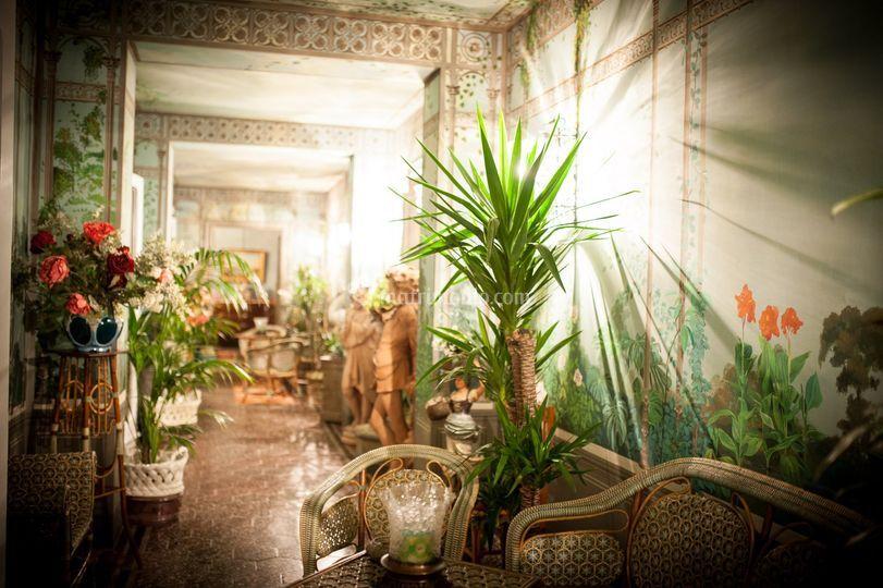 Palazzo francavilla - Costo giardino d inverno ...